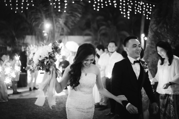 Amel & Ivan Wedding at The Westin Bali by Bali Becik Wedding - 015