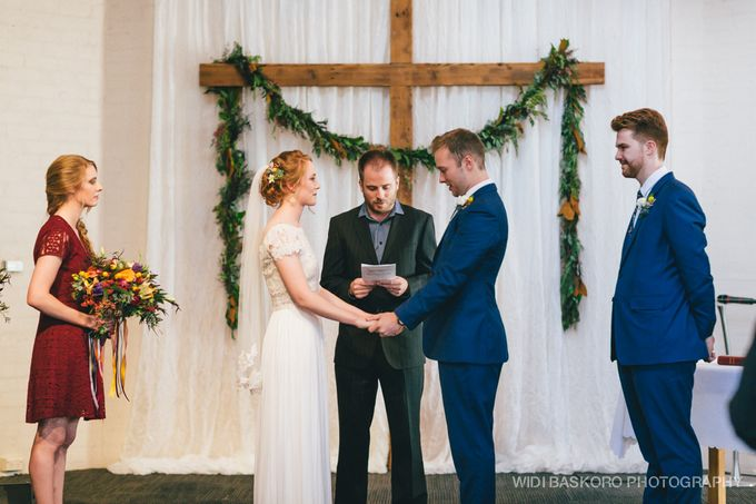 The Wedding of Rebecca and Samuel by Widfotografia - 028