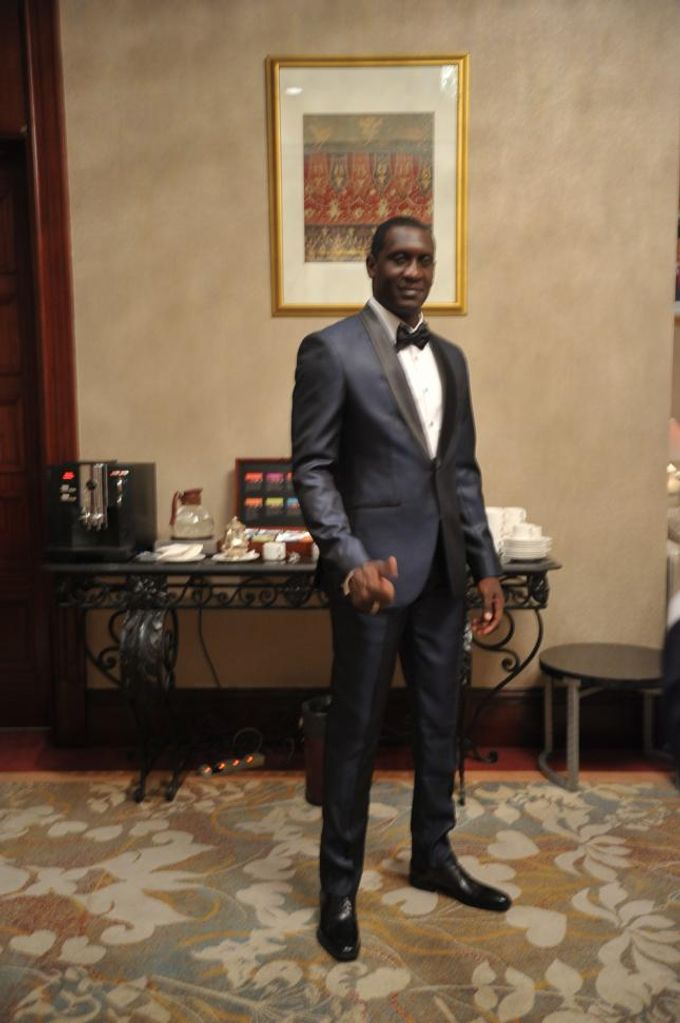 Suit Design for Emile Heskey by Wong Hang Distinguished Tailor - 003