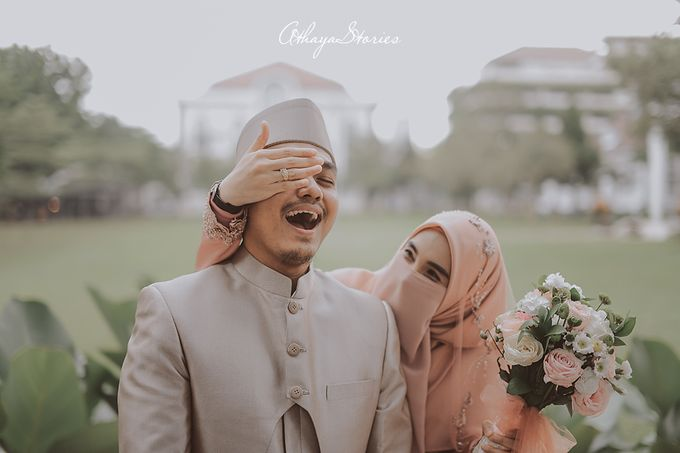 Indah & Imam Wedding by beeasphoto - 026