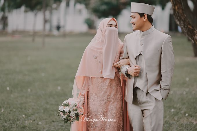 Indah & Imam Wedding by beeasphoto - 031