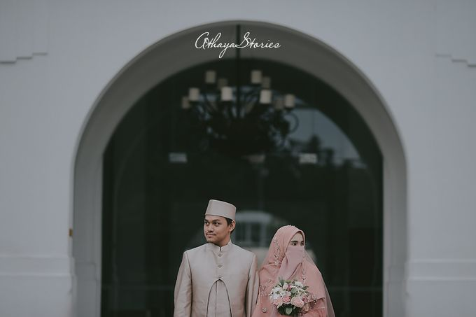 Indah & Imam Wedding by beeasphoto - 036