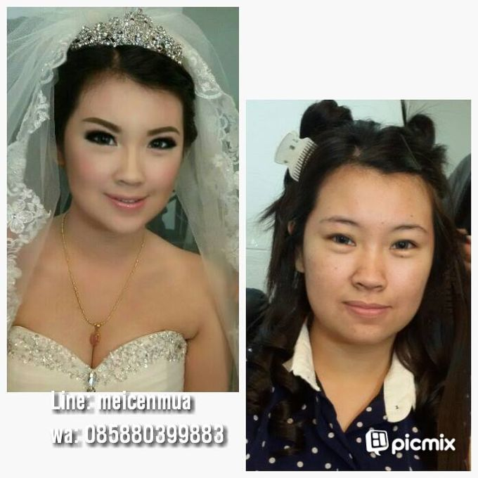 before & after by Xin-Ai Bride - 030