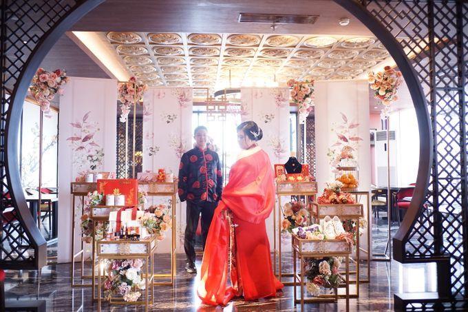 Sangjit of Davine & Kartini by Royal Eight Chinese Dining - 001