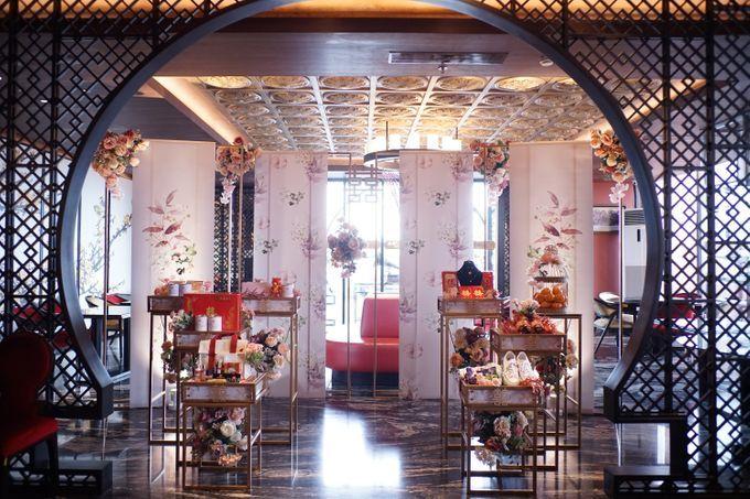 Sangjit of Davine & Kartini by Royal Eight Chinese Dining - 002