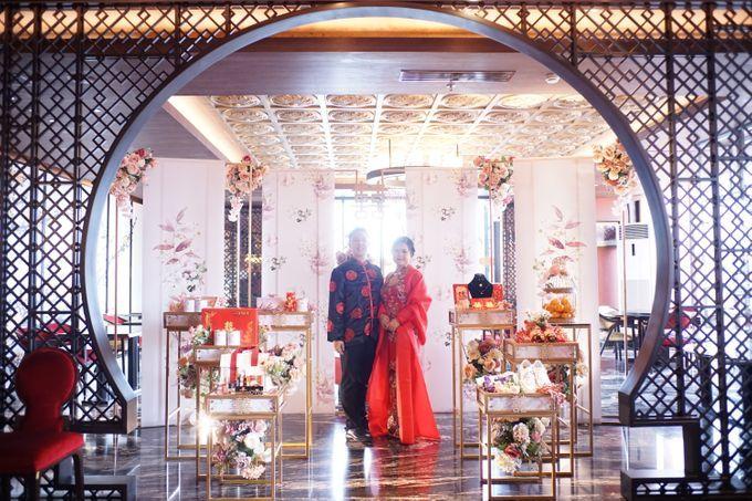 Sangjit of Davine & Kartini by Royal Eight Chinese Dining - 003