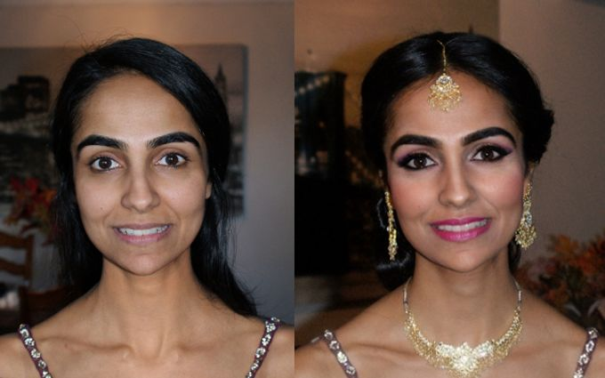 Before and After by Cinthia Torres Makeup Artistry - 001