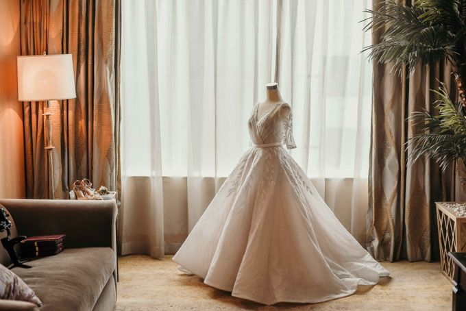 BOBBY & CHELSEA at Hotel Mulia by Focus Production - 002