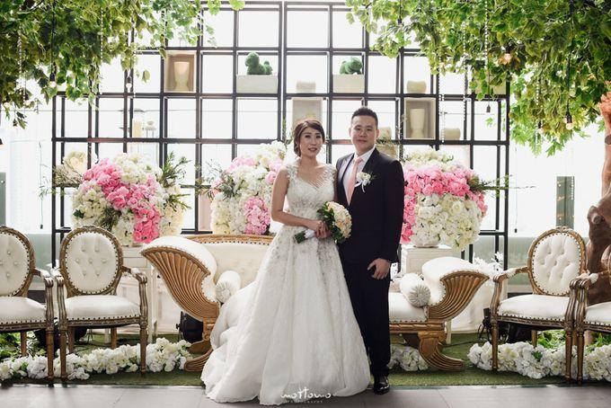 Wedding of Andrian & Yuannita by La'SEINE Function Hall - 006