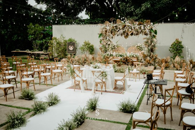 Adisti & Zaki Wedding by Malaka Hotel Bandung - 004