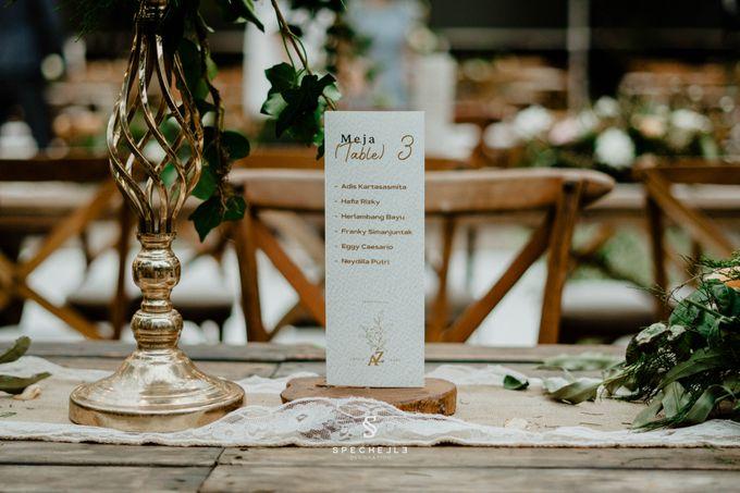 Adisti & Zaki Wedding by Malaka Hotel Bandung - 005
