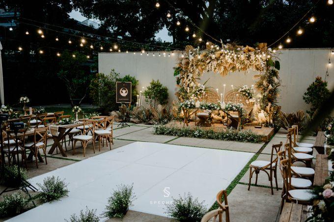 Adisti & Zaki Wedding by Malaka Hotel Bandung - 007