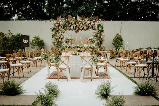 Adisti & Zaki Wedding by Malaka Hotel Bandung - 003