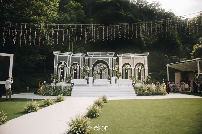 The Wedding of Bela and Didi by Elior Design - 014