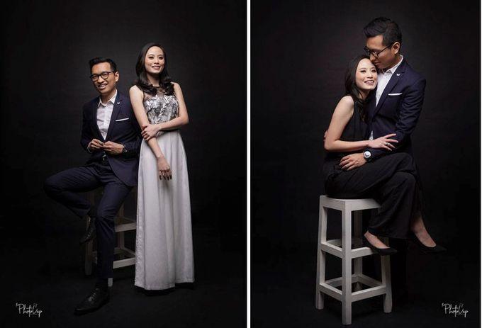 Prewedding Studio Photoshoot by ThePhotoCap.Inc - 011
