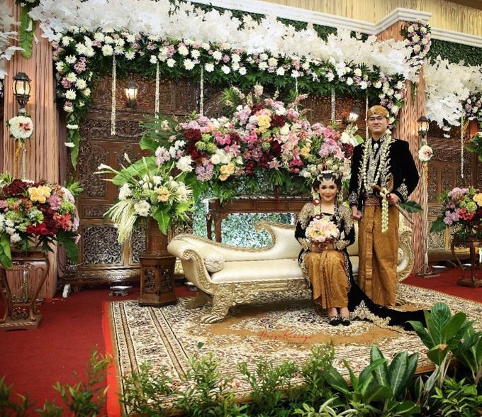 Wedding Bella & Putra by Novotel Bogor Golf Resort and Convention Centre - 003
