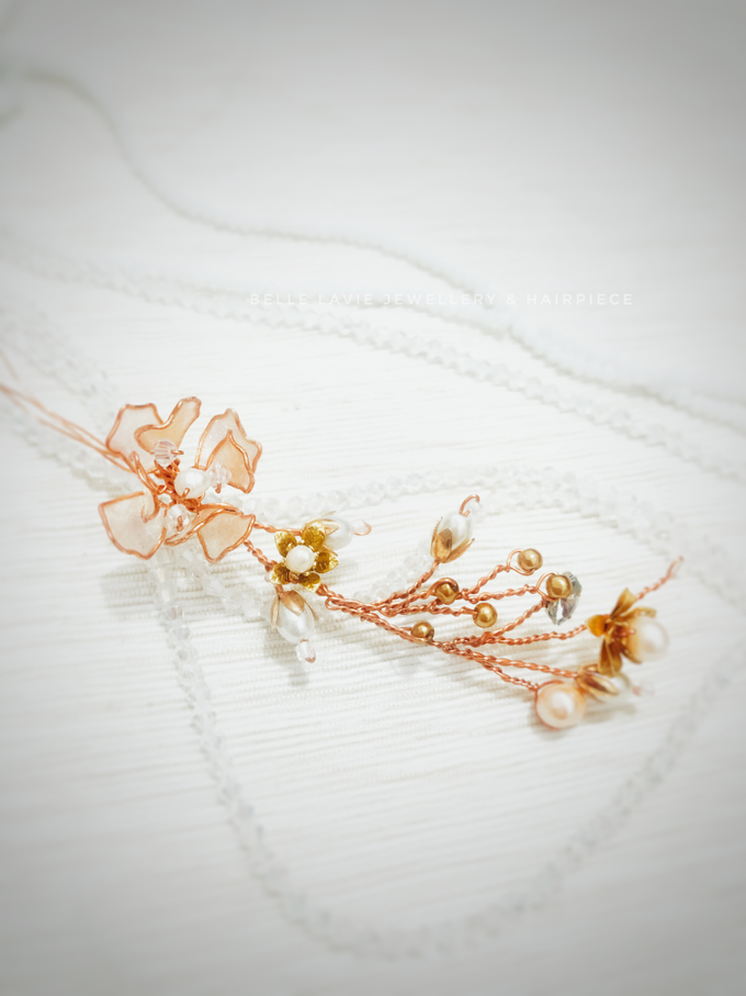 Whimsical light hairpiece  by Belle La_vie - 004
