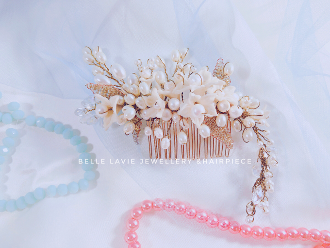 Lilium Haircomb by Belle La_vie - 002