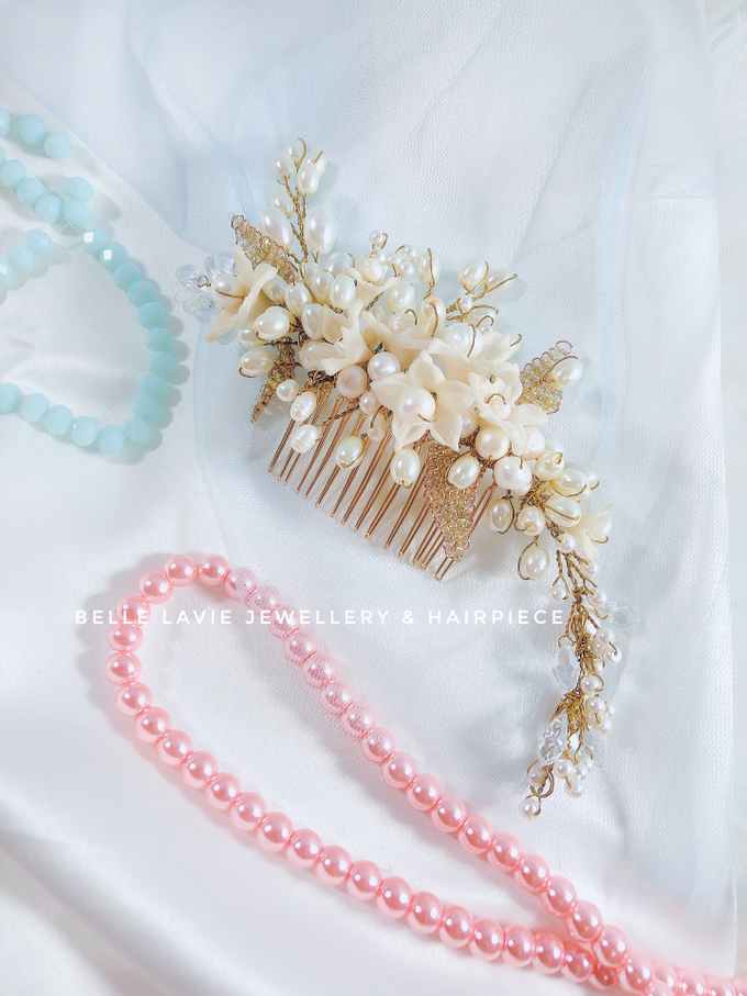 Lilium Haircomb by Belle La_vie - 001