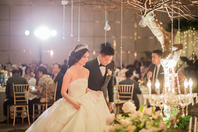 Oscar & Grace Wedding by Butterfly Event Styling - 001