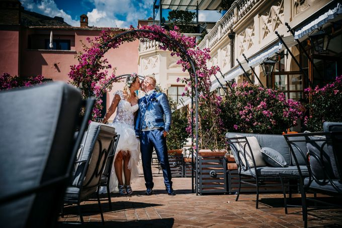 A Godfather inspired wedding day by Sicily Love Weddings - 007
