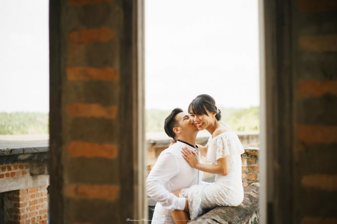 Prewedding Shoot of Benjamin & Jean by Fabulous Moments - 001
