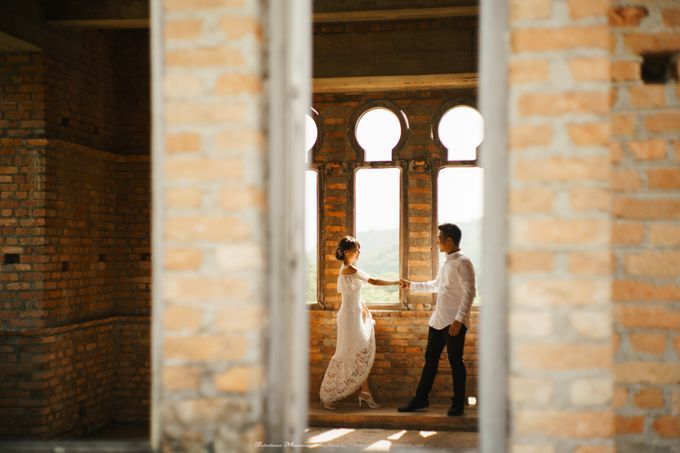 Prewedding Shoot of Benjamin & Jean by Fabulous Moments - 003