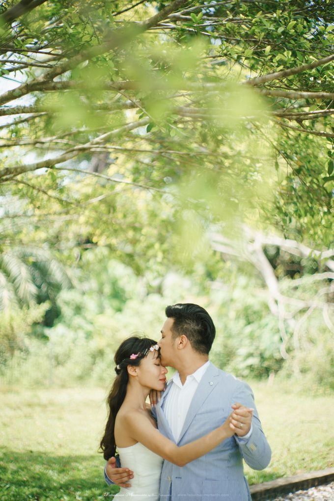 Prewedding Shoot of Benjamin & Jean by Fabulous Moments - 018