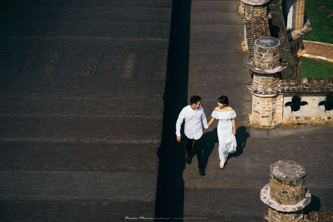 Prewedding Shoot of Benjamin & Jean by Fabulous Moments - 009
