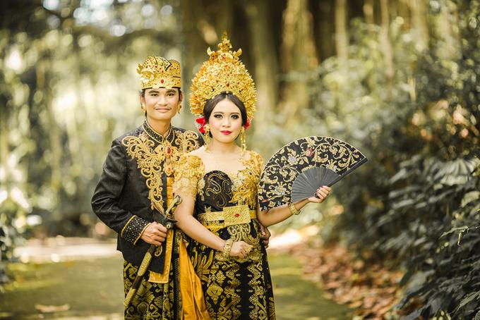 Prewedding at Sangeh - Bali by Bali Epic Productions - 002