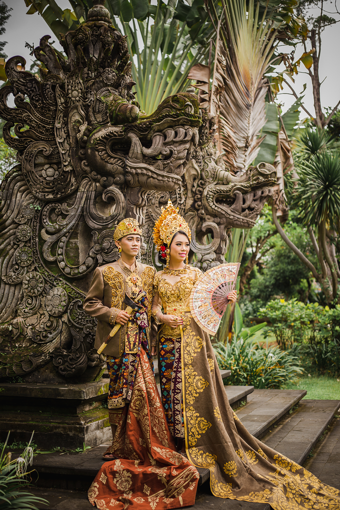 Prewedding at Art Center Bali by Bali Epic Productions - 003