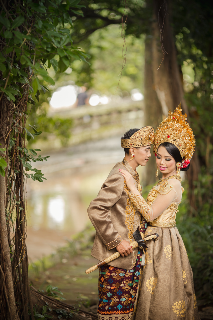 Prewedding at Art Center Bali by Bali Epic Productions - 004