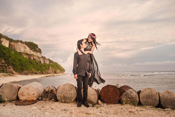 Prewedding at Melasti Beach Bali by Bali Epic Productions - 003