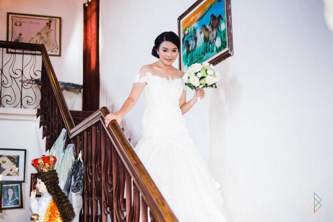 Mark & Camille Wedding Photos by Bordz Evidente Photography - 026