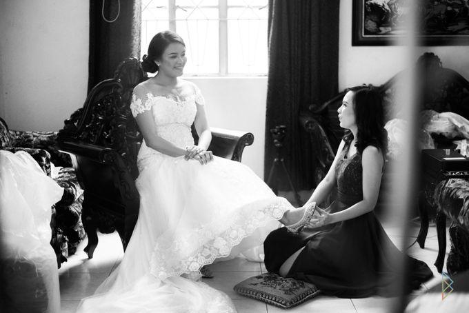 Mark & Camille Wedding Photos by Bordz Evidente Photography - 024