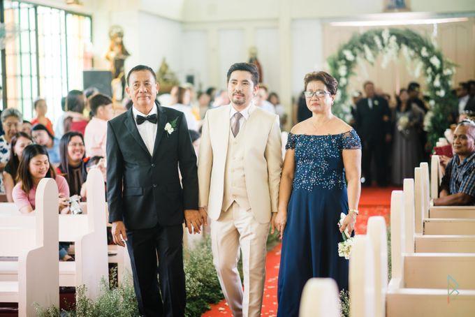 Mark & Camille Wedding Photos by Bordz Evidente Photography - 017