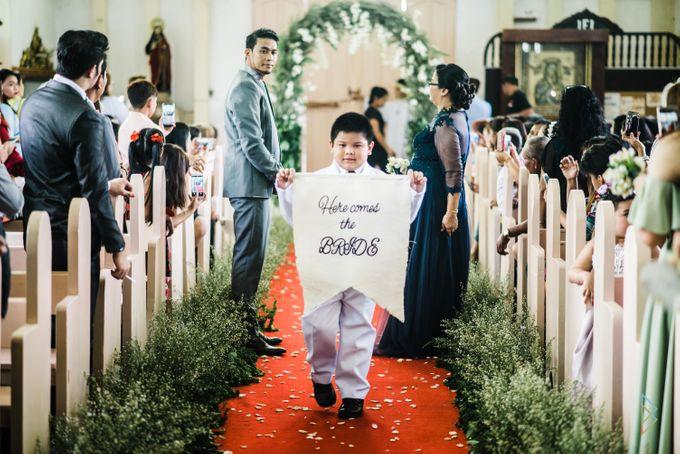 Mark & Camille Wedding Photos by Bordz Evidente Photography - 014