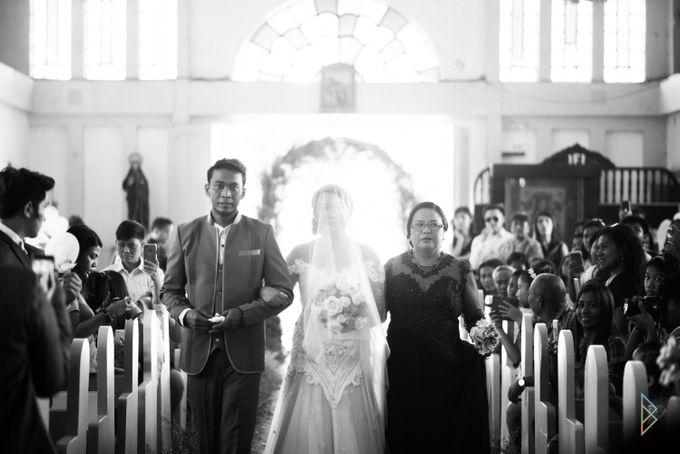 Mark & Camille Wedding Photos by Bordz Evidente Photography - 013