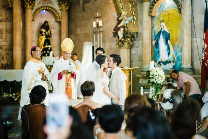 Mark & Camille Wedding Photos by Bordz Evidente Photography - 008
