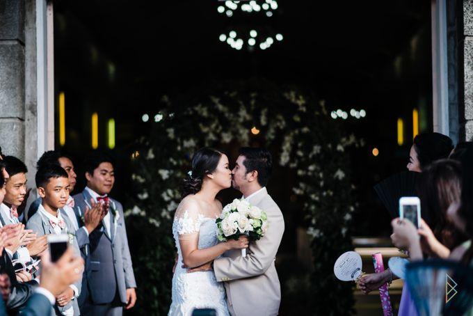 Mark & Camille Wedding Photos by Bordz Evidente Photography - 007
