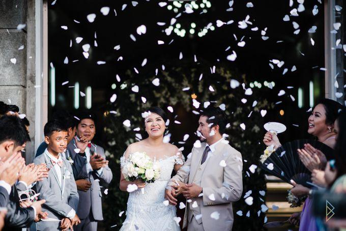 Mark & Camille Wedding Photos by Bordz Evidente Photography - 006