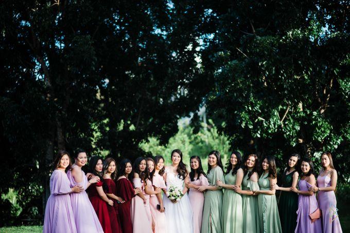 Mark & Camille Wedding Photos by Bordz Evidente Photography - 005