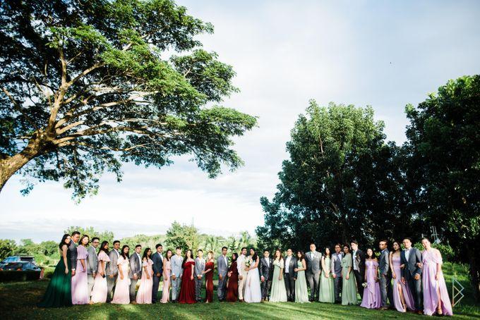 Mark & Camille Wedding Photos by Bordz Evidente Photography - 003