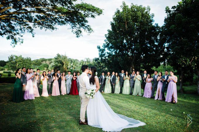 Mark & Camille Wedding Photos by Bordz Evidente Photography - 004
