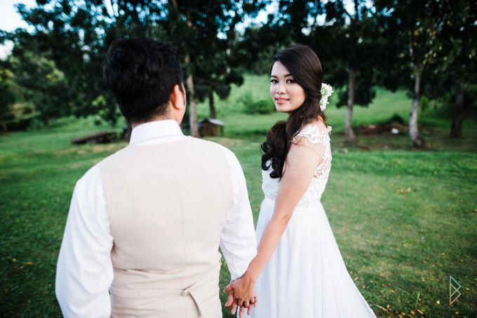 Mark & Camille Wedding Photos by Bordz Evidente Photography - 001