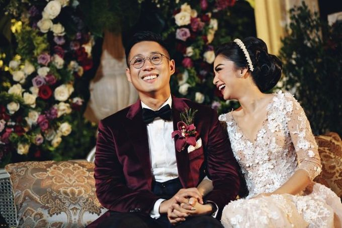 The Wedding of Yunior Liem & Putri Titian by Brillington & Brothers - 001