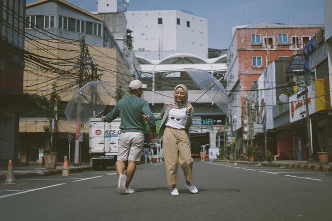 Outdoor/Street Prewedding by berceritakita - 019