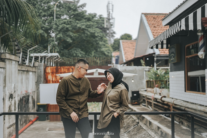 Outdoor/Street Prewedding by berceritakita - 037