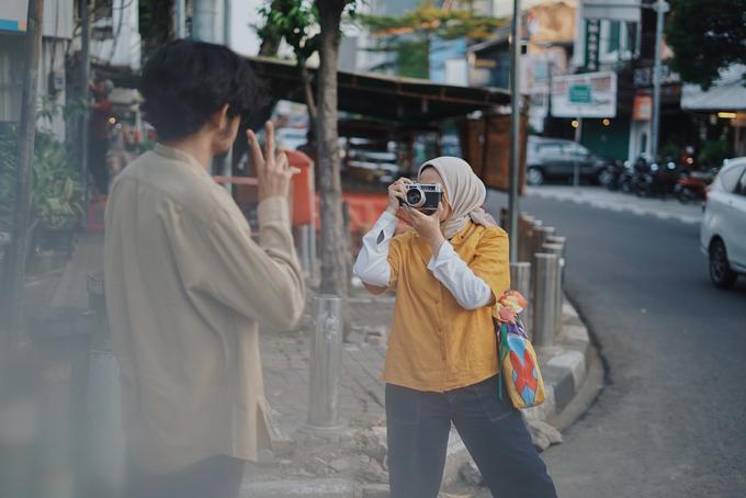 Outdoor/Street Prewedding by berceritakita - 048