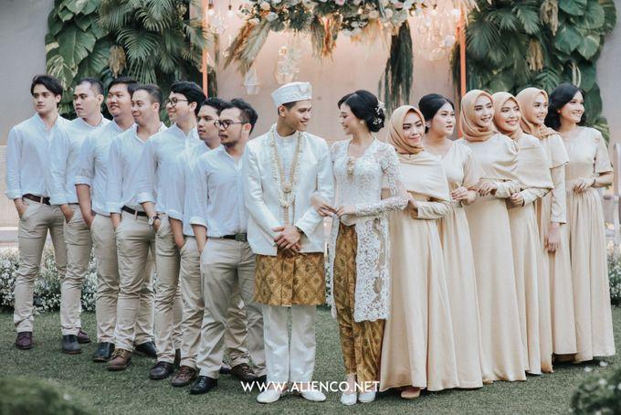 The Wedding Of Intan & Puja by Jakarta Souvenir - 010